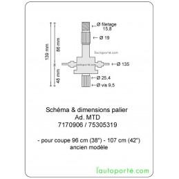 PALIER Ad. MTD 717-0906