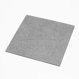 Feuille papier à joint 15 x 15 cm - ép 0,55 mm