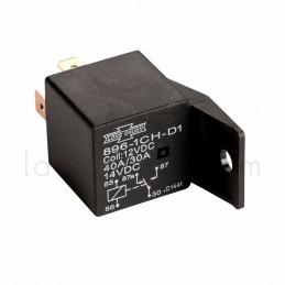 Contacteur électrique 5 broches 12V - 40/30 A Ad. AYP - Husqvarna