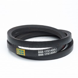 COURROIE B41 larg 17 - Long 1109 mm Adaptable MTD