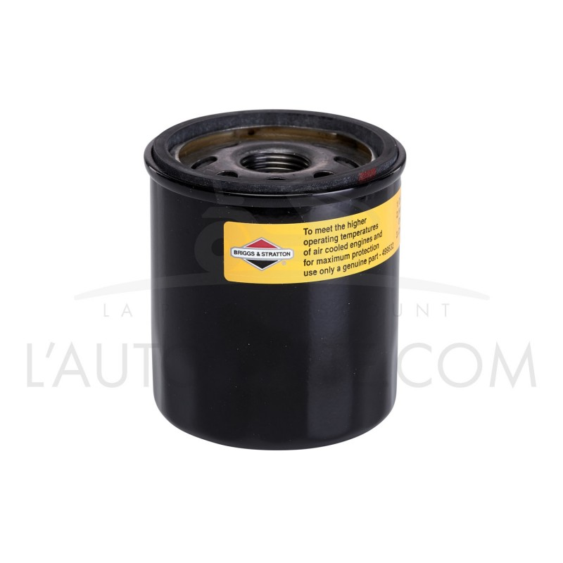 filtre huile origine briggs stratton 14 18 cv pour autoport tracteur tondeuse. Black Bedroom Furniture Sets. Home Design Ideas