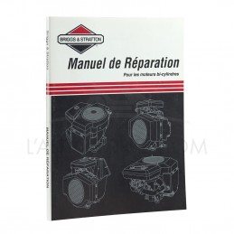 MANUEL DE RÉPARATION BI-CYLINDRES B&S