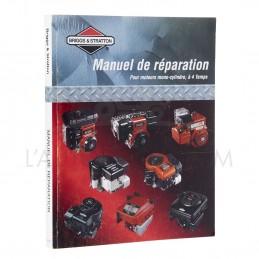 MANUEL DE RÉPARATION MONOCYLINDRE HP B&S