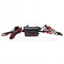 Chargeur de batterie 6 - 12 Volts