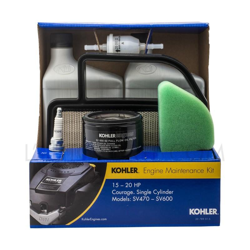 PACK REVISION MOTEUR ORIGINE KOHLER COURAGE 15-20 HP K2078901-S