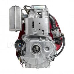 Moteur 15.5 cv Power Built OHV 500 cc Briggs & Stratton avec échappement