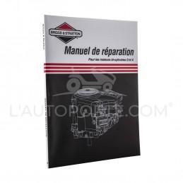 MANUEL DE RÉPARATION BICYLINDRES OHV B&S