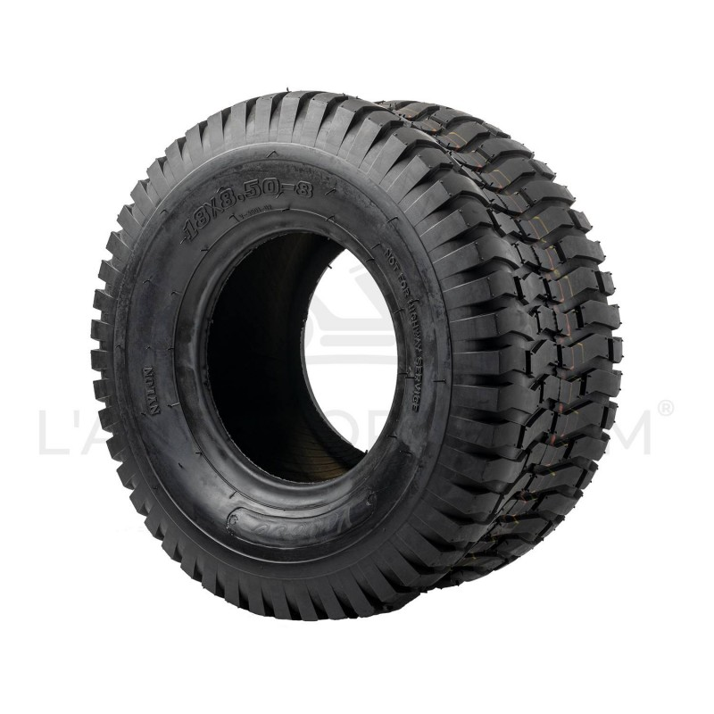 PNEU GAZON TUBELESS 18 x 950 - 8