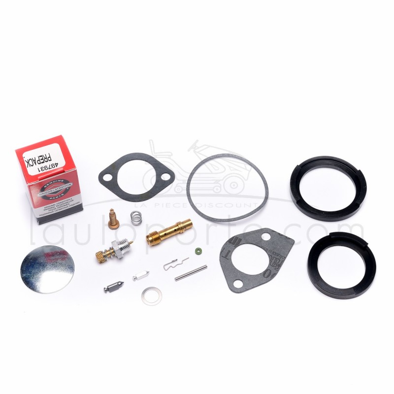 KIT POINTEAU - JOINTS CARBURATEUR 10 à 12 cv Vertical origine BRIGGS & STRATTON 394698