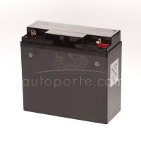 Batterie gel compétition pour course tracteur tondeuse