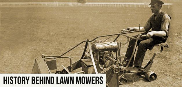 Histoire Tracteur Tondeuse Autoportée