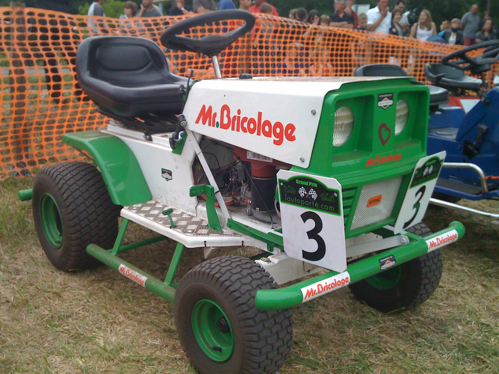 machine GP lautoporte.com